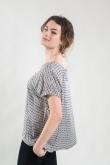 Tee-shirt Mari VI03 blanc
