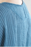 Tee-shirt Mari lin et soie pacifique