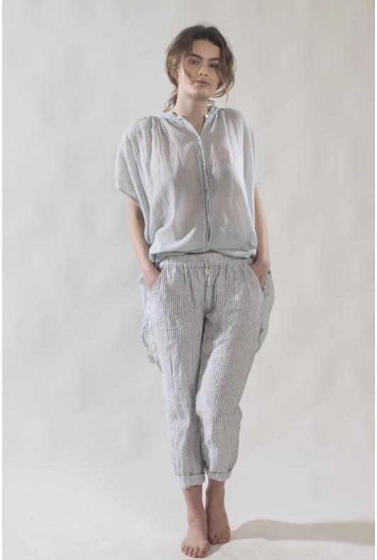 Pantalon Page LI01 Blanc