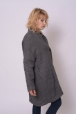 Manteau Lac 1 Carbone