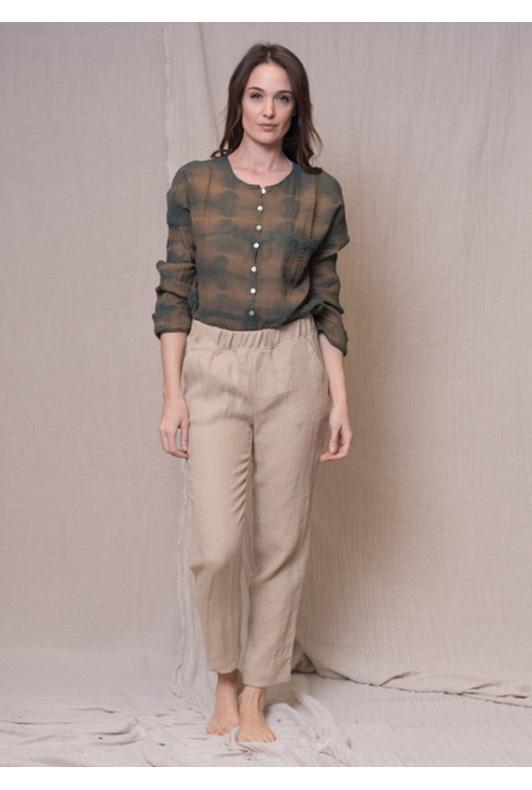 Pantalon Rem Lin LI03 Naturel