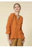 Blouse Anastasia Gaze de Coton Clem
