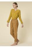 Pantalon Bag Lin Wood
