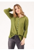 Blouse Anastasia Gaze de Coton Golf