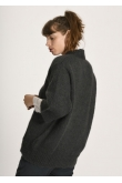 Pull Mohair Carbone