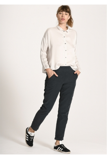 Pantalon MIL Presque Noir
