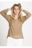 Tee Shirt Tage Gaze de Coton